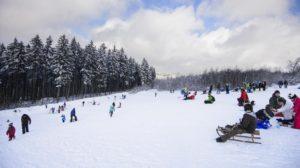 piste de ski baraque de fraiture