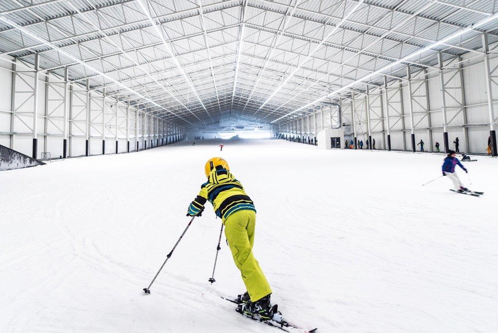 ski piste aspen