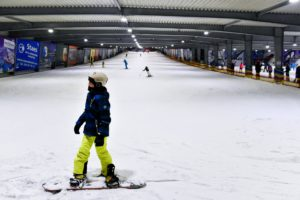 snow valley enfants